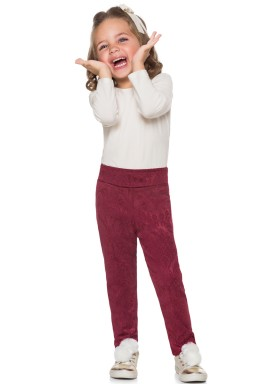 conjunto manga longa infantil menina natural alenice 44299 4