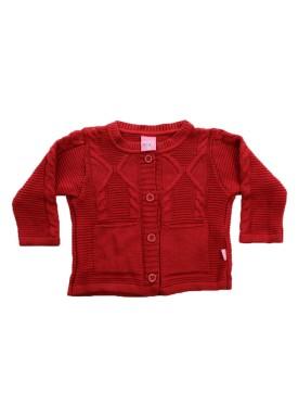 cardiga trico bebe menina bordo remiro 1021