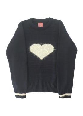 sueter trico infantil menina marinho remiro 1234 1