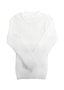 blusa la infantil menina branco remiro 0102