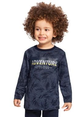calca moletom infantil masculina adventure marinho alakazoo 67398 1