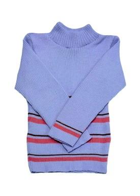 blusa la infantil feminina lilas remyro 0102