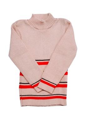 blusa la infantil feminina rosaclaro remyro 0902