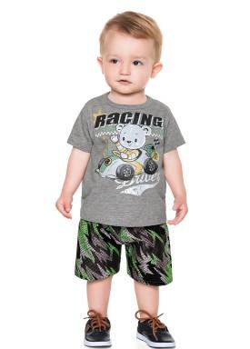 conjunto bebe masculino racing mescla forfun 2152 1