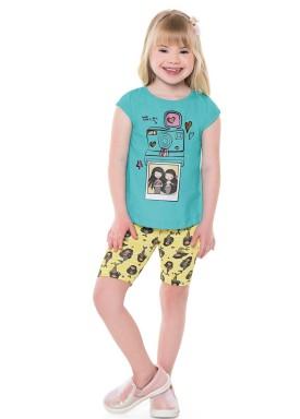 conjunto infantil feminino smile azul forfun 2125 1