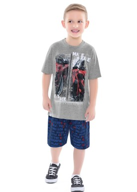 conjunto infantil masculino race mescla fakini 2265 1