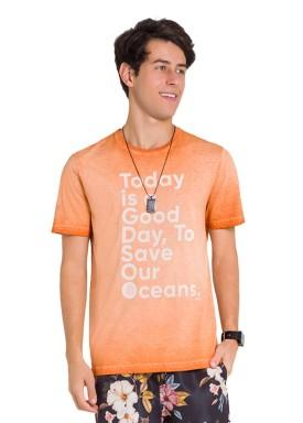 camiseta juvenil masculina oceans laranja fico 48416 1