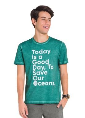 camiseta juvenil masculina oceans verde fico 48416 1