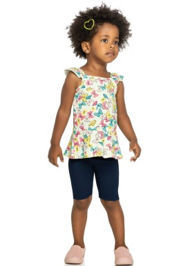 conjunto infantil feminino butterfly verde elian 231357 1