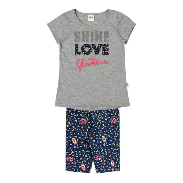 conjunto infantil feminino love mescla elian 251335 1