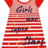 vestido infantil feminino superstars natural elian 231352 2