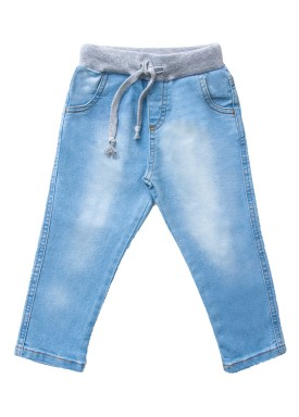 calc a jeans infantil masculina azulclaro lbm 1005 1