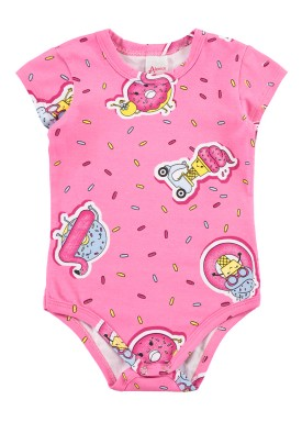 body bebe feminino doces rosaclaro alenice 41017