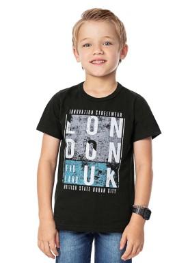 camiseta infantil masculina london preto alenice 47002 1