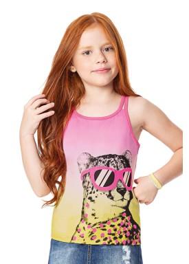 regata infantil feminina fashion rosa alenice 47040 1