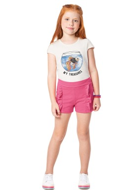 conjunto infantil feminino treasures natural alenice 47053 1
