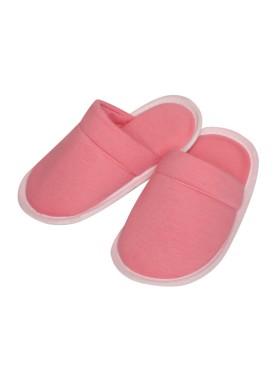 pantufa infantil feminina rosa evanilda 82010008