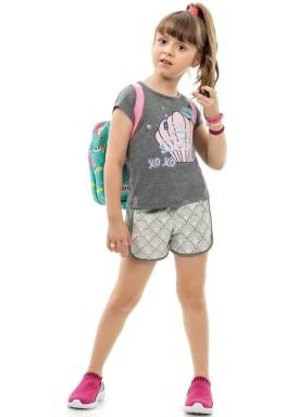conjunto infantil feminino shell mescla kamylus 10178 1