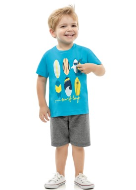 conjunto infantil masculino surf azul kamylus 12025 1