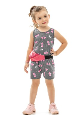 macaquinho infantil feminino lollipop mescla kamylus 10162 1