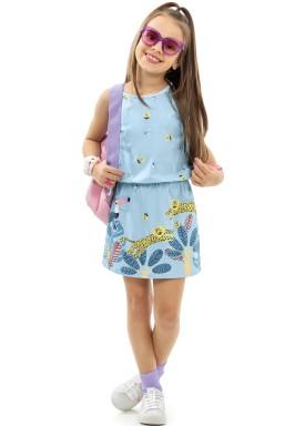 vestido infantil feminino floresta azul kamylus 10179 1