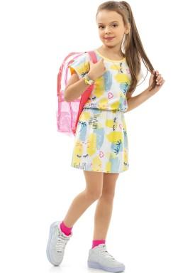 vestido infantil feminino universe amarelo kamylus 10183 1