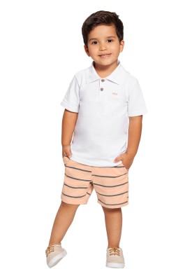 conjunto infantil masculino akz branco alakazoo 39785 1