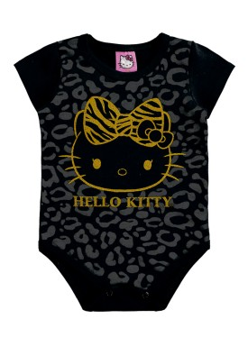 body bebe feminino hello kitty preto marlan y4008