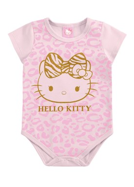 body bebe feminino hello kitty rosa marlan y4008