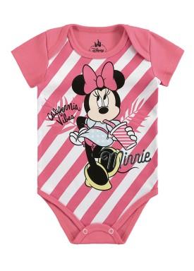 body bebe feminino minnie rosa marlan d4154