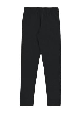 calca legging basica infantil feminina preto marlan 54161