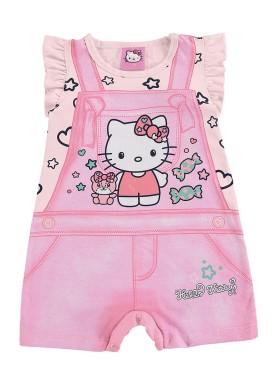 macaquinho bebe feminino hello kitty rosa marlan y4001 1