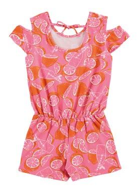 macaquinho infantil feminino lemonade rosa marlan 44639 2