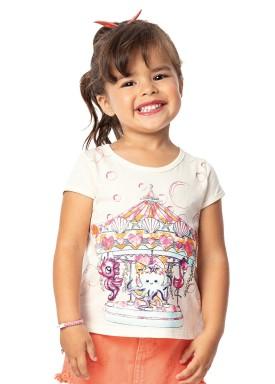 blusa infantil feminina carrossel marfim marlan 42443 1