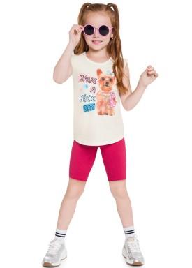 conjunto infantil feminino nice day natural brandili 24212 1