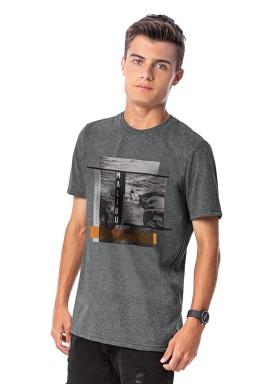 camiseta juvenil masculina malibu mescla rezzato 30730 1