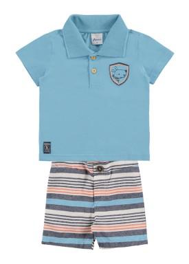 conjunto bebe masculino dog azul alenice 41010 1