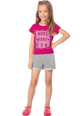 conjunto infantil feminino morefun pink alenice 47038 1