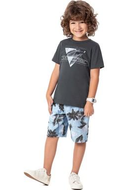 conjunto infantil masculino surf cinza alenice 47016 1