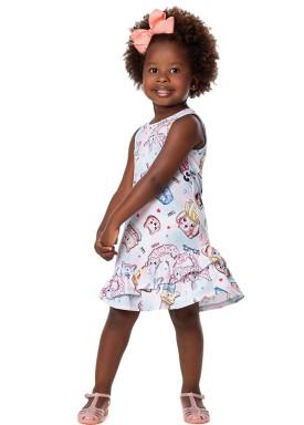 vestido infantil feminino fun azul alenice 44363 1