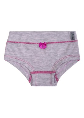 calcinha infantil feminina rosa upman mini 464cm