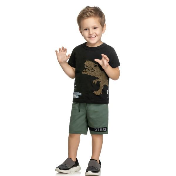 conjunto infantil masculino dino preto elian 221072 1