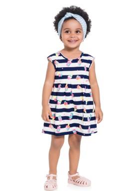 vestido infantil feminino sorvete marinho 34290 1