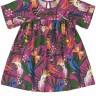 vestido bebe feminino nature pink upbaby 42877 2