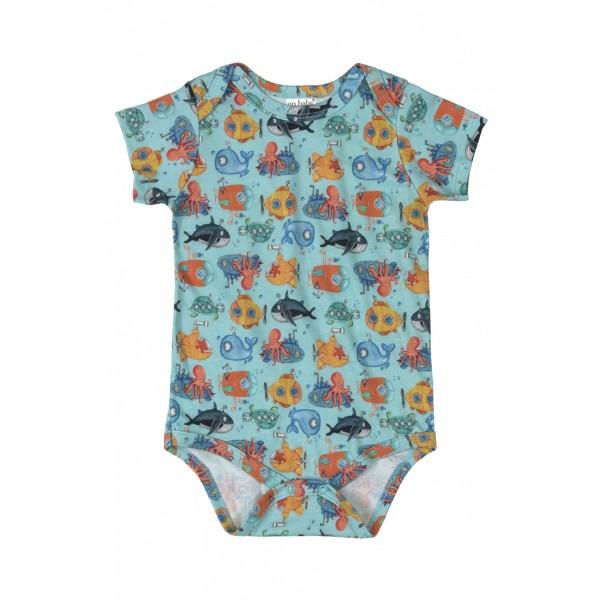 body bebe masculino oceano azul upbaby 42949