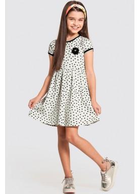 vestido infantil feminino estampado offwhite alakazoo 47274 1
