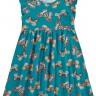 vestido infantil feminino borboletas verde alakazoo 11214 2