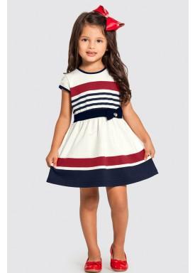 vestido infantil feminino laco marinho alakazoo 47212 1