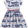 vestido infantil feminino love marinho fakini 3044 3