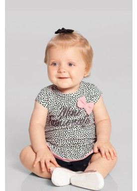 macaquinho bebe feminino fashionista mescla alakazoo 39539 1